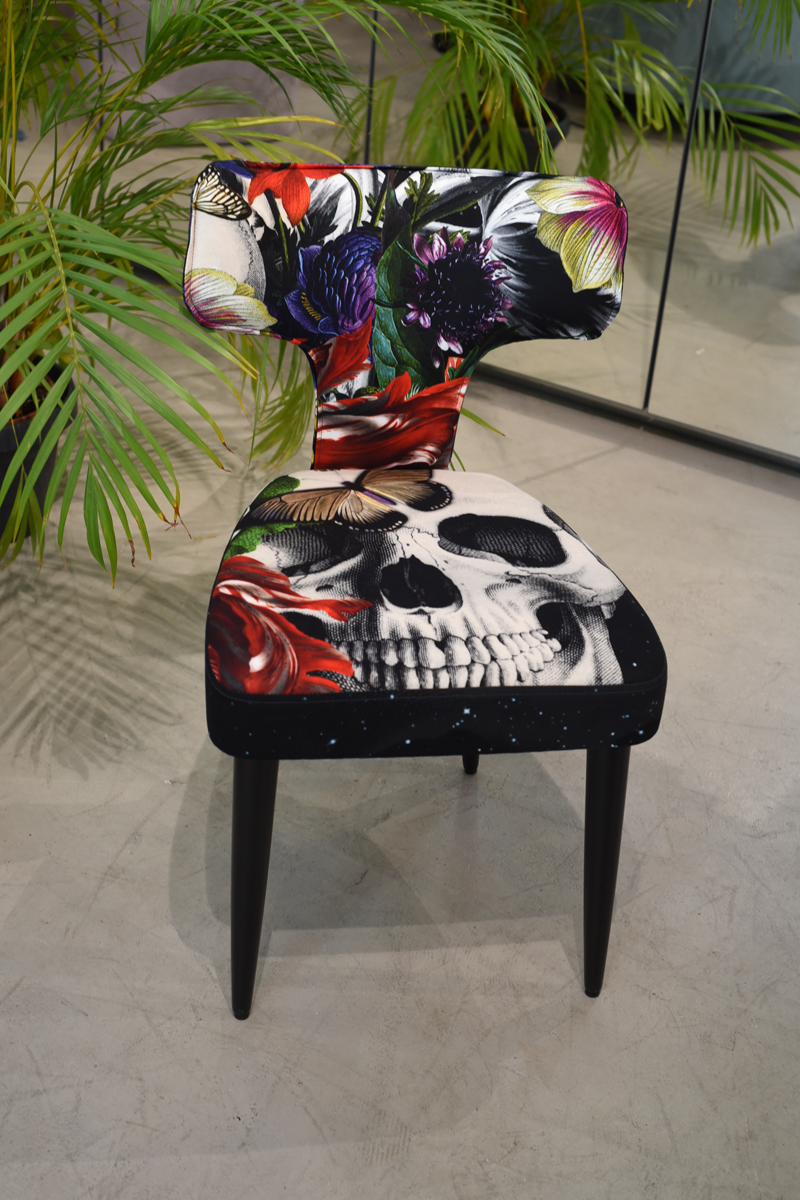 Fama Lalo Stuhl Ausstellungsstück